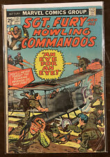 Sgt. Fury and his Howling Commandos #121 FN 6.0 MARVEL COMICS 1974