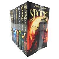 Wardstone Chronicles Spooks Stories 1-7 Joseph Delaney 7 Book Collection Set NEW