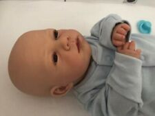 Custom Stunning Reborn Baby Boy Archie Newborn Open Eye Child Friendly 3+