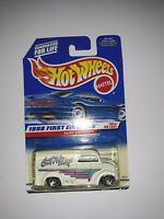 1998 Hot Wheels DAIRY DELIVERY Got Milk First Edition Collector #645 from Mattel
