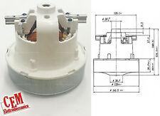 Moteur aspirateur Sensorielle Hoover 1500 W 230 V réservoir centralisée