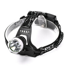 New LED Durable 5000lumen XM-L T6 Headlight Head Lamp Light Headlight