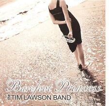 TIM LAWSON BAND Barefoot Princess 2TR CANADA CD singl