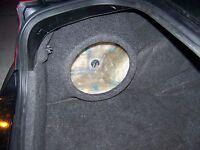 2006-2010 Dodge Charger custom fiberglass subwoofer speaker box enclosure