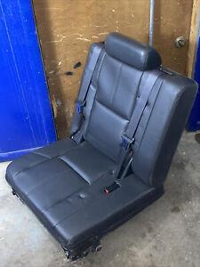 2007-2014 TAHOE YUKON passenger side third 3rd row rear leather seat GMC CHEVY