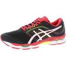 Asics Para Hombre Gel-ziruss 3 Negro Running Zapatos TENIS 11 mediano (D) 8805 BHFO