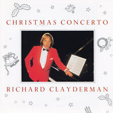 Richard CLAYDERMAN-CD-Christmas Concerto (Giappone)