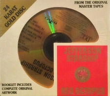 Jefferson Starship - Red Octopus  DCC Gold CD (Remastered, Small cut in spine)