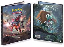 ULTRA PRO 4-Pocket Pokemon Sun & Moon Album Card Portfolio Storage Folder