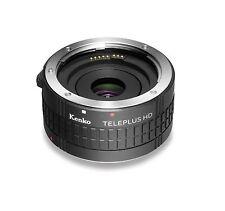 Kenko TelePlus HD 2X DGX Teleconverter Lens for Canon EOS EF/EF-S