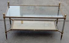 1950/70'  Table Basse Maison Jansen 93 x 49 cm