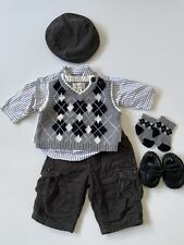 The Children's Place Boys Dress Outfit Clothing - SIZE 0-3 Months