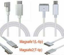 Magsafe 1/2 USB C Type C to Cable Charger Compatible for Apple MacBook Air Pro