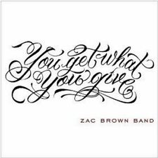 Zac Brown Band - You Get What You Give (NEW CD)