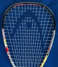 Head Racquetball RacquetTi Titanium Tornado XlSudsy Monchik Case Pre-owned