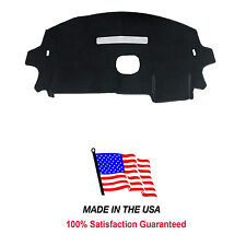 2014-2017 Fiat 500 L Dash Cover Mat Pad Black Carpet FI22-5 Made in the USA