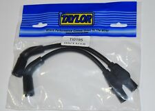 JBSporty ♤ Harley Sportster Taylor performance Short Coil Relocation Wires BLACK
