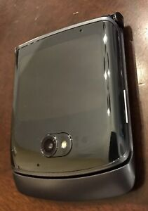 Motorola Razr 5G 256GB Black T-Mobile 8GB RAM Excellent Condition