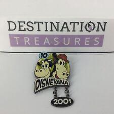 Disney Disneyana Convention 2001 PIN Horace Horsecollar Clarabelle Cow Signed