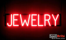SpellBrite Ultra-Bright JEWELRY Sign Neon-LED Sign (Neon look, LED performance)