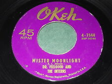 Dr. Feelgood And The Interns: Mister Moonlight / (Same) 45 - Soul