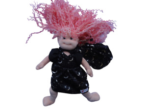 """TY Precious Pammy 12"""" soft toy in witches costume"""