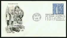 #3185b 32c Empire State Building, Art Craft FDC ANY 4=