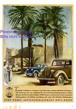FORD opere colonia XL insegne 1941 tropicale oasi Africa Orient 10 anni FORD Colonia