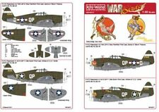 Kits-World Decals 1/48 P-47C/D Razorback # 48117