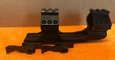 Picatinny Mount Tactical Offset Scope Mount- 30Mm