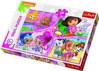 Trefl 24 Maxi Pc Kids Nick Jr Multi-Property Ready For Adventure Jigsaw Puzzle