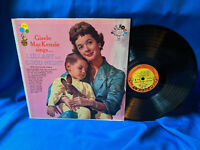 Gisele MacKenzie LP Sings Lullaby and Goodnight Cricket CR-29 Rare Kids