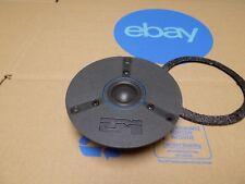 Vtg 1980s Epicure Epi Soft Dome Tweeter Speaker 0940 Tested w/screws and gasket