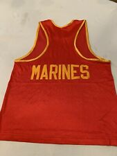 Usmc Boxing Tank Top Ringside Brand Official Marine Corp Boxing Team Size S #15