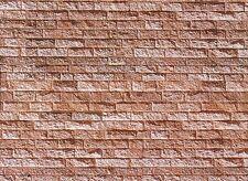 57,28 €//m² FALLER 170609 Mur Plaque Romain pavés 250 x 125 mm