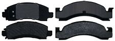 Disc Brake Pad Set-Performance Disc Brake Pad Front,Rear ACDelco Specialty
