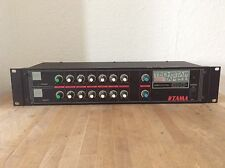 Tama Techstar TAM-200 Analog Drum Synthesizer E-Drums Electro 80's Vintage