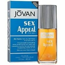 New Jovan Sex Appeal For Men 50ML perfume MADE in USA Free Shipping.