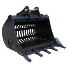 """30"""" Rhinox Riddle (Shaker) Bucket To Fit Yanmar B25V/SV26/VIO25/VIO30/VIO33"""