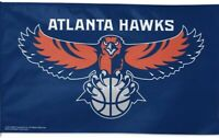 Atlanta Hawks NBA 3X5 Indoor Outdoor Banner Flag w/ grommets for hanging
