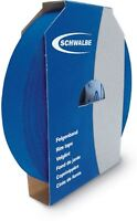 Schwalbe  High Pressure Bicycle Rim Tape Blue 19mm 50 Metre Polyester 1 Roll