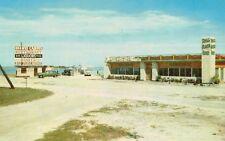 Islamorada,FL.Toll Gate,Inn,Florida Keys,Monroe County,Chrome Roadside,c.1950s
