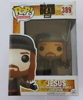 The Walking Dead AMC Funko Pop Television Jesus Vinyl Figure 388