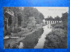 VOUVRAY  :  Vue sur la Cisse......VO.1906.