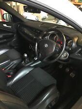Alfa Romeo Giulietta Cuero Gear & Polaina de freno de mano