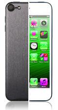 Skinomi Full Body Brushed Steel Skin+Screen Protector for Apple iPod 5G 16GB