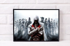 ASSASSINS CREED PRINT PICTURE POSTER PHOTO WALL ART HOME DECOR FRAMELESS GAMEING