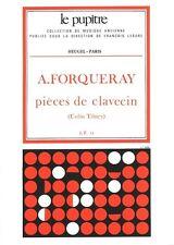 Antoine Forqueray: Pièces De Clavecin (Lp17) (Harpsichord Solo) Harpsichord