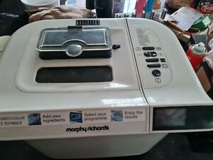 Murphy richards bread maker