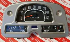 Genuine Toyota Landcruiser FJ40 Instrument Cluster Gauge New FJ45 HJ47 BJ40 BJ42